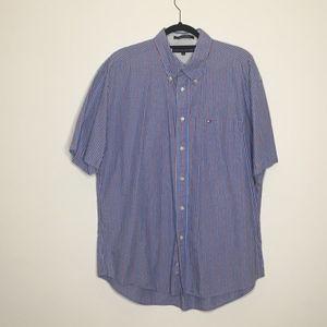 Tommy HilfigerButton Down Shirt Size XL